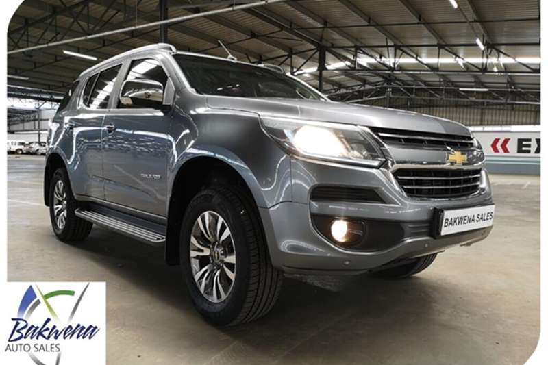 Chevrolet TRAILBLAZER 2.8D LTZ 2016