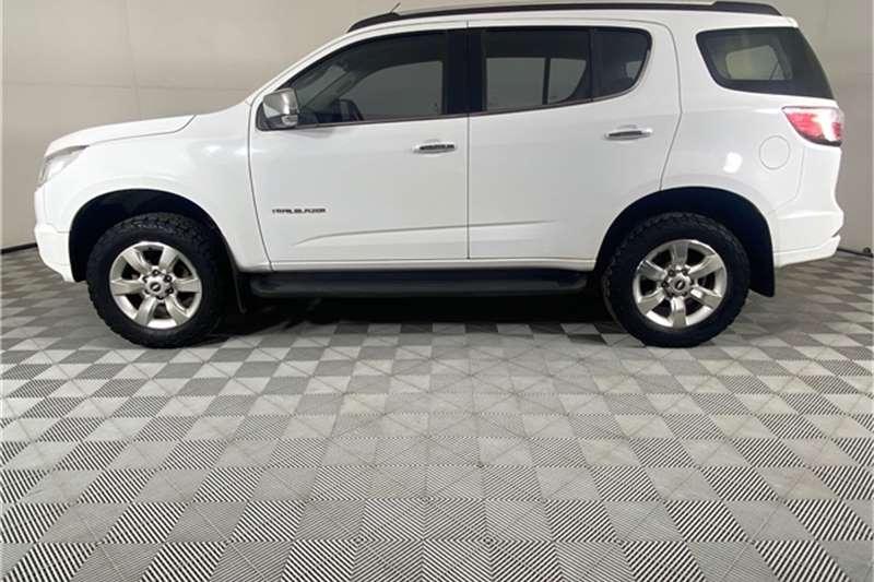 2013 Chevrolet TRAILBLAZER Trailblazer 2.8D LTZ auto