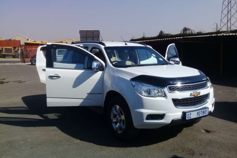 Chevrolet Trailblazer Cars For Sale In South Africa Auto Mart