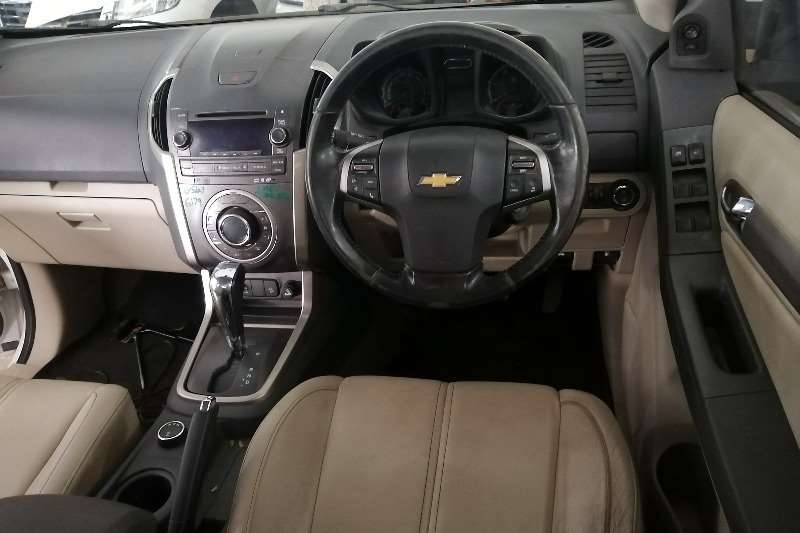 Used 2014 Chevrolet TRAILBLAZER Trailblazer 2.8D LTZ auto