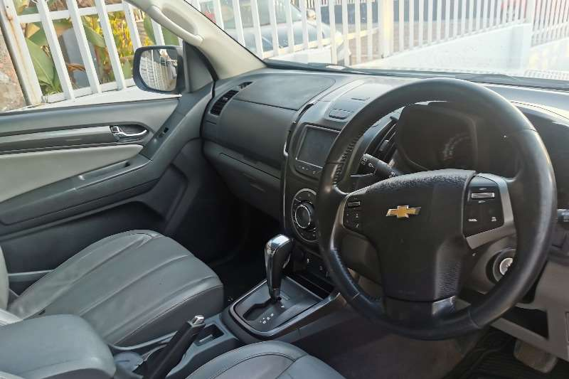 Used 2015 Chevrolet TRAILBLAZER Trailblazer 2.8D LTZ auto