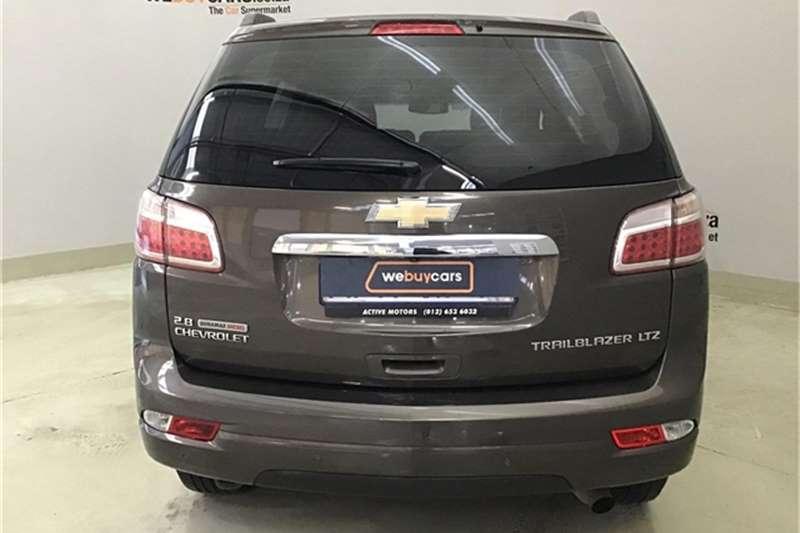 Chevrolet TRAILBLAZER 2.8D LTZ auto 2016