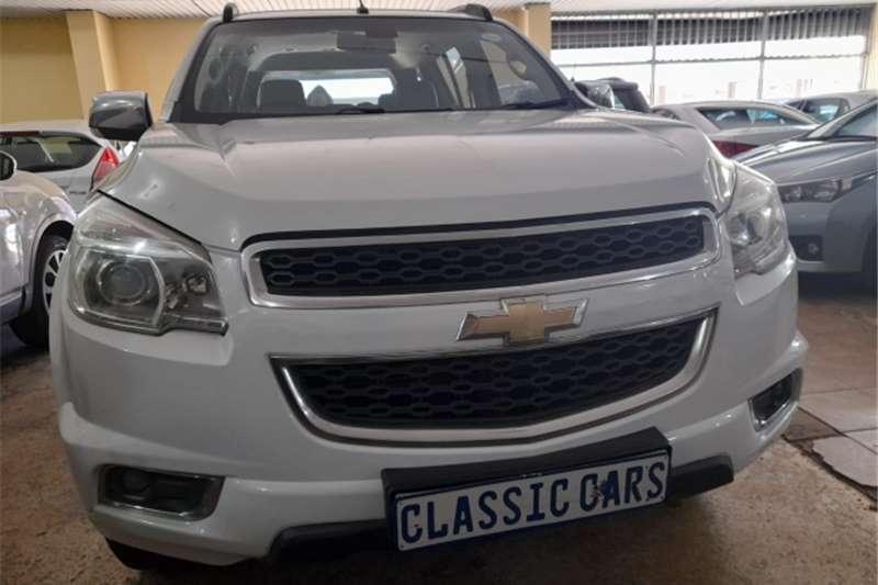 Used 2014 Chevrolet TRAILBLAZER