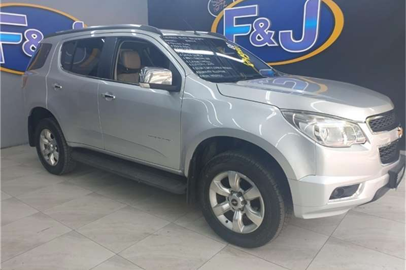 Chevrolet TRAILBLAZER 3.6 V6 4x4 LTZ 2012