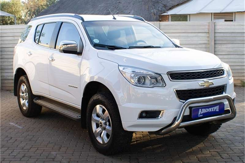 2016 Chevrolet TRAILBLAZER Trailblazer 2.8D LTZ