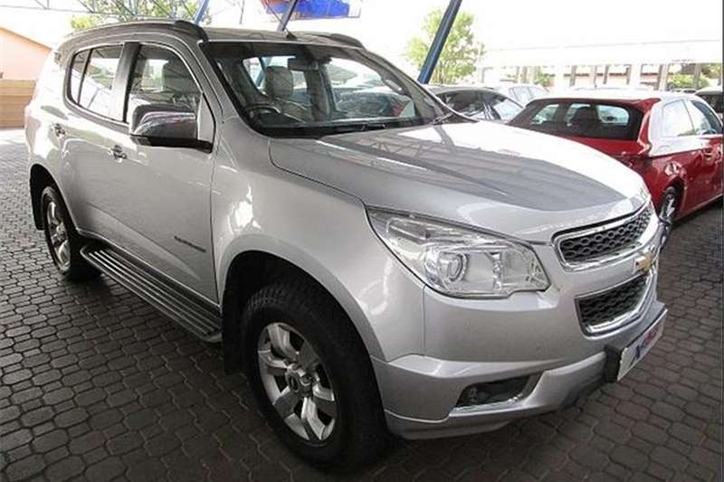 2012 Chevrolet TRAILBLAZER Trailblazer 2.8D 4x4 LTZ auto