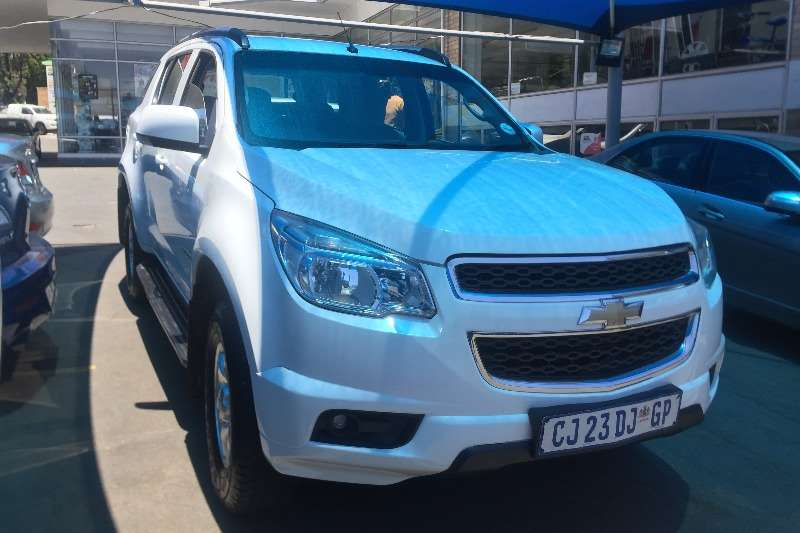2013 Chevrolet TRAILBLAZER Trailblazer 2.5D LT