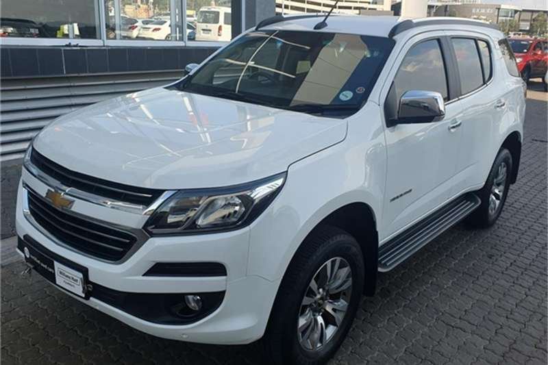 2017 Chevrolet TRAILBLAZER Trailblazer 2.8D LTZ