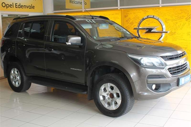 2016 Chevrolet TRAILBLAZER Trailblazer 2.5D LT auto