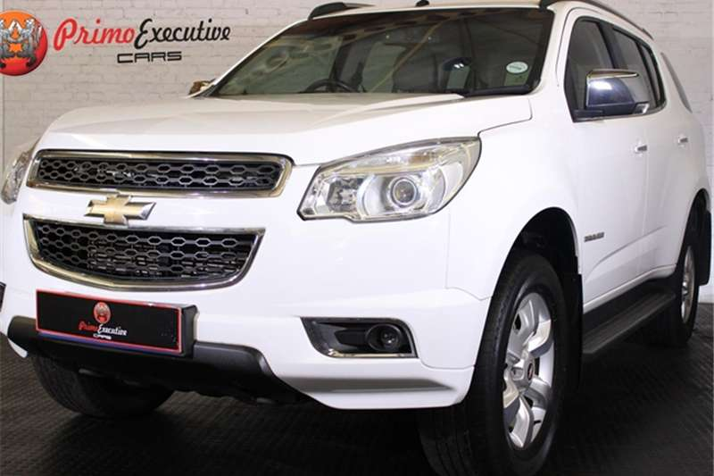 2016 Chevrolet TRAILBLAZER Trailblazer 2.8D 4x4 LTZ