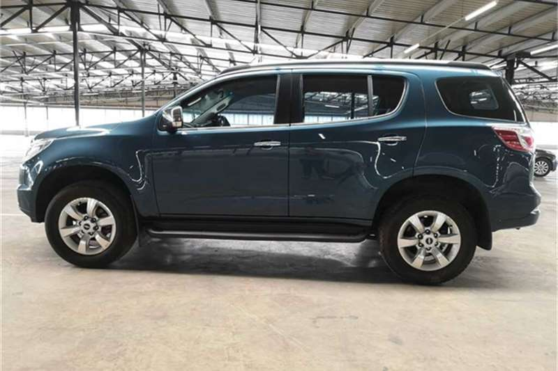 2014 Chevrolet TRAILBLAZER Trailblazer 2.8D LTZ auto