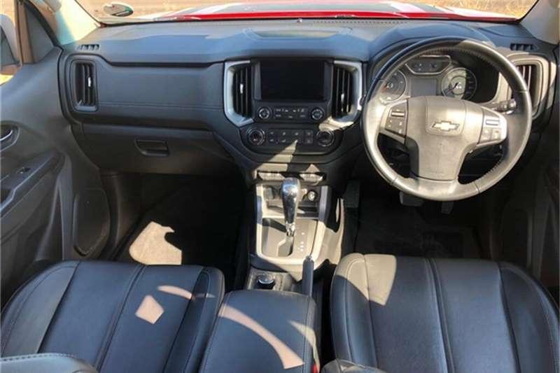 2017 Chevrolet TRAILBLAZER Trailblazer 2.8D 4x4 LTZ Z71