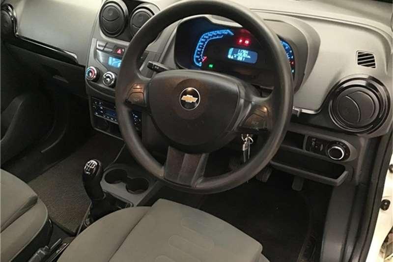Chevrolet Utility 1.3D 2012