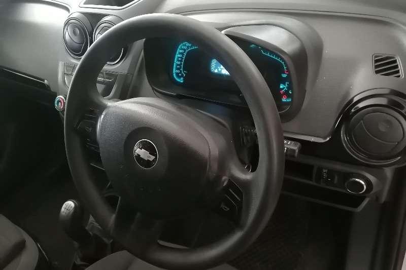 Used 2013 Chevrolet Utility 1.3D Club