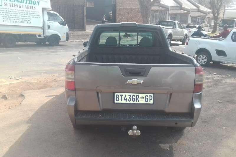 Chevrolet Utility 1.4 2012