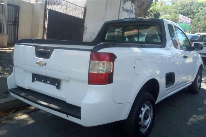 Used 2012 Chevrolet Utility 1.4
