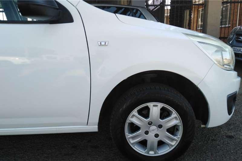 2012 Chevrolet Utility Utility 1.4
