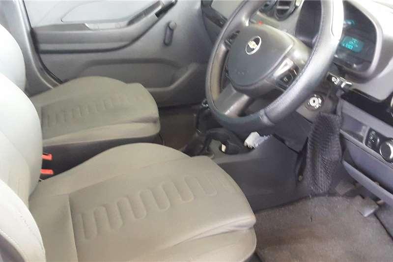 2013 Chevrolet Utility Utility 1.4