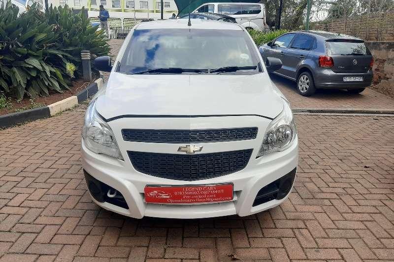 Used 2014 Chevrolet Utility 1.4