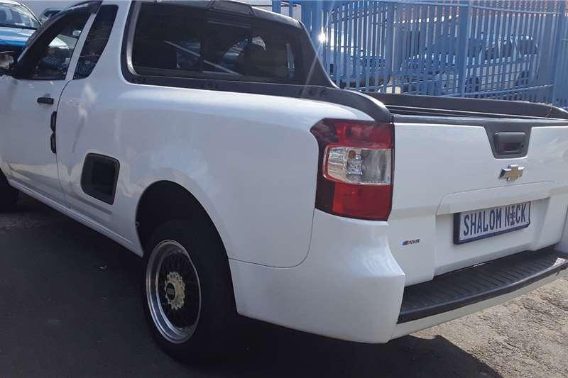 Used 2014 Chevrolet Utility
