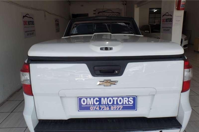 Used 2015 Chevrolet Utility 1.4