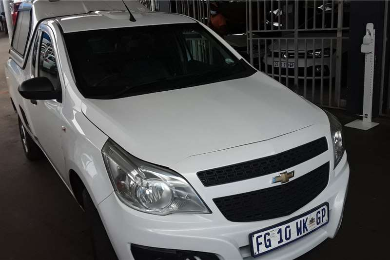 Used 2016 Chevrolet Utility 1.4