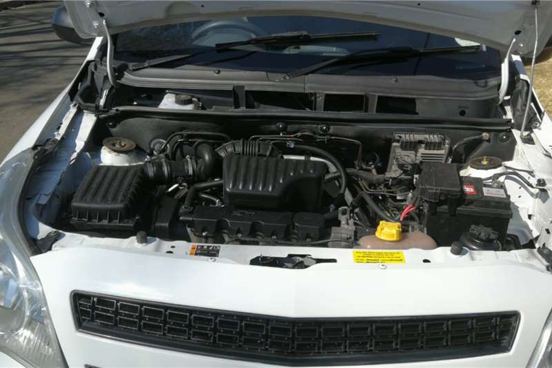 Used 2017 Chevrolet Utility 1.4