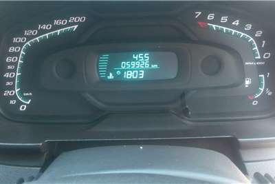 2017 Chevrolet Utility Utility 1.4