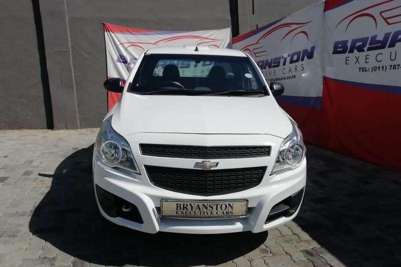 Used 2015 Chevrolet Utility