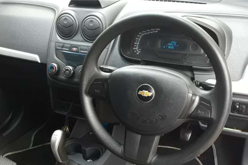 2012 Chevrolet Utility Utility 1.4 (aircon)