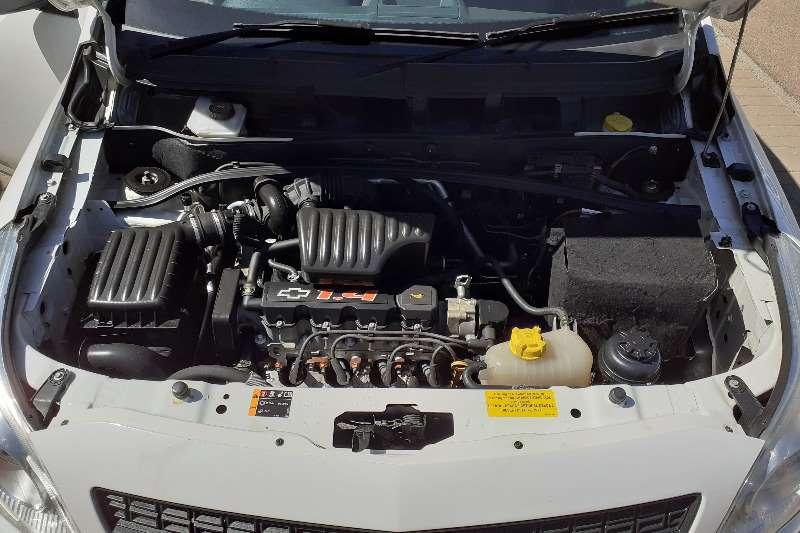 Chevrolet Utility 1.4 (aircon) 2013