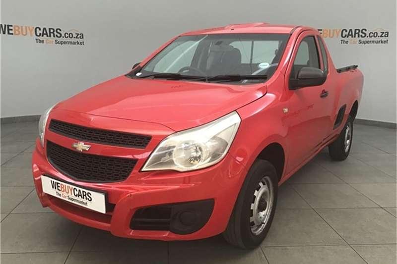 Chevrolet Utility 1.4 (aircon) 2014