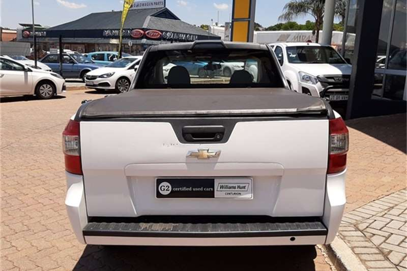 Chevrolet Utility 1.4 (aircon) 2015