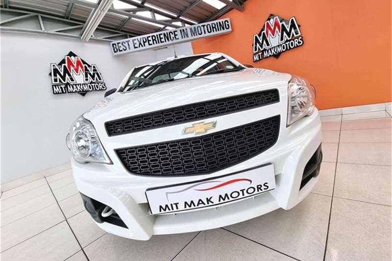 Used 2015 Chevrolet Utility 1.4 (aircon)