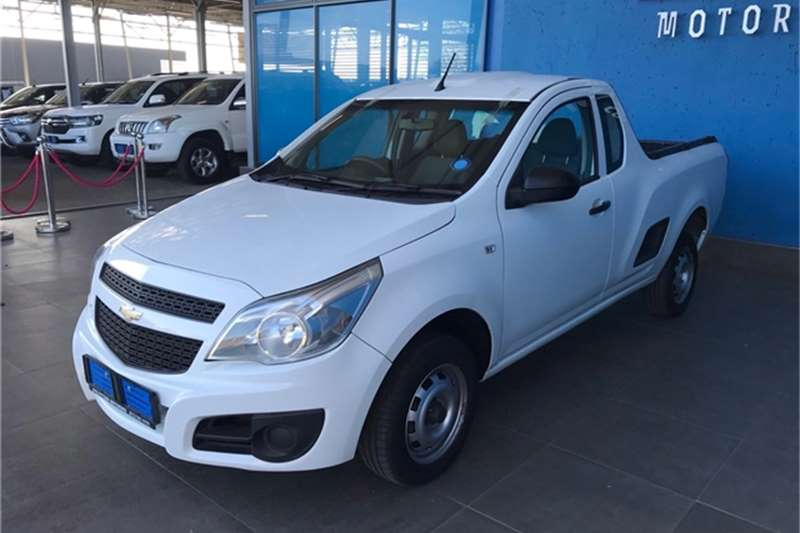 Used 2017 Chevrolet Utility 1.4 (aircon)