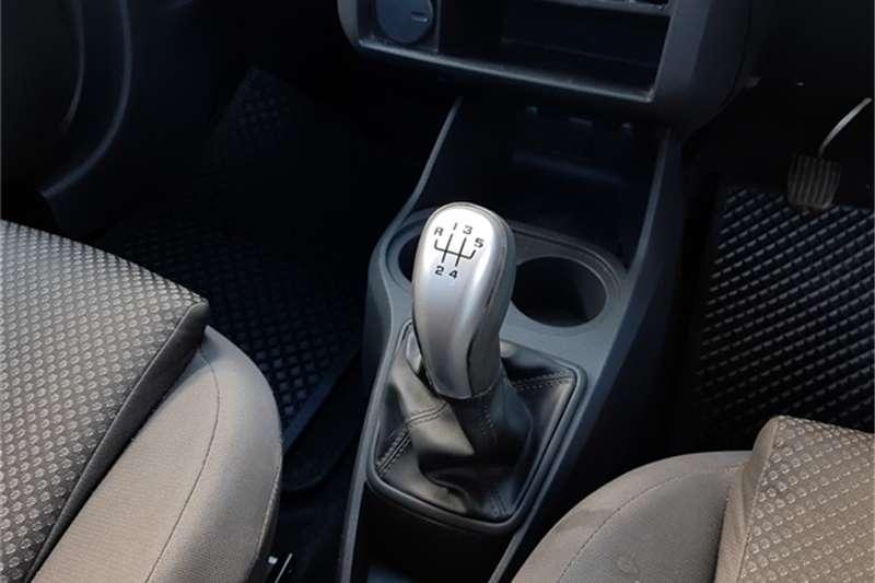 2017 Chevrolet Utility Utility 1.4 (aircon)