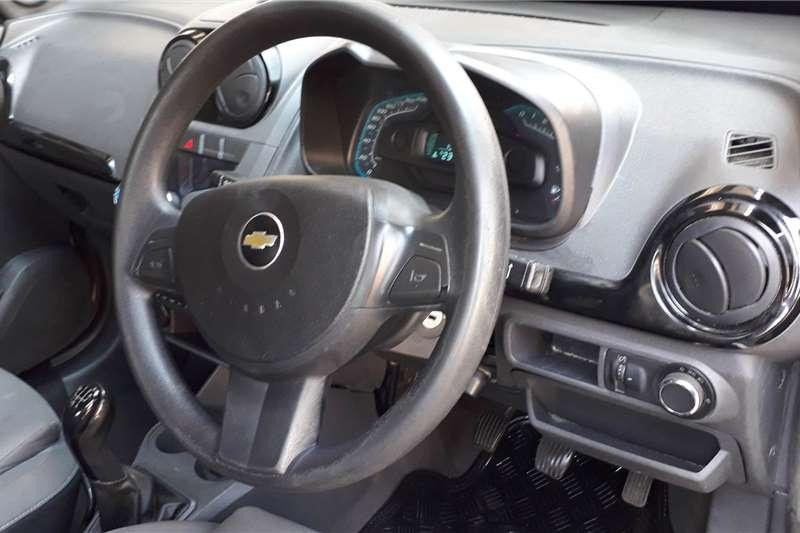 Chevrolet Utility 1.4 (aircon+ABS) 2012