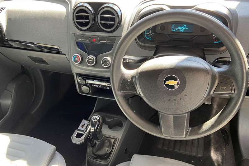 Used 2012 Chevrolet Utility 1.4 (aircon+ABS)
