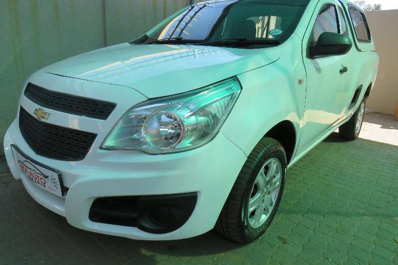 Chevrolet Utility 1.4 (aircon+ABS) 2013