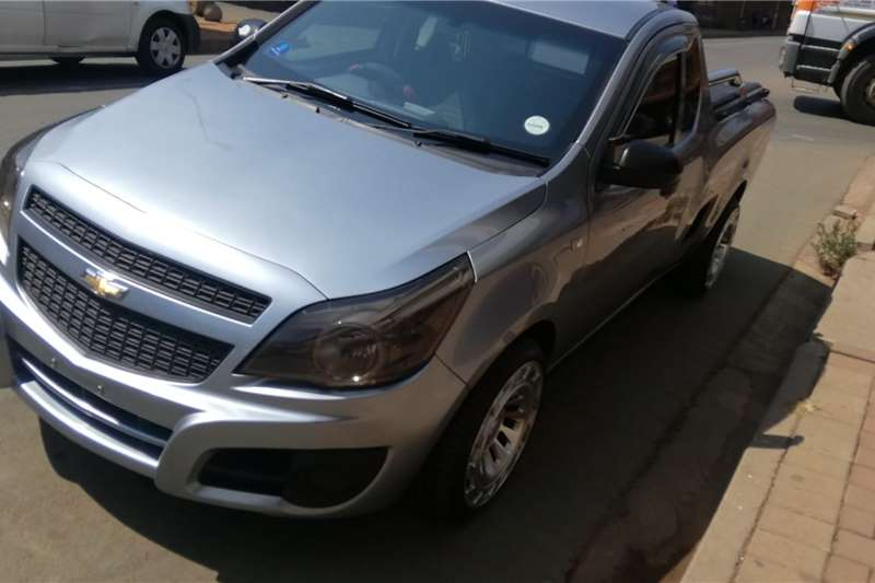 Used 2013 Chevrolet Utility 1.4 (aircon+ABS)