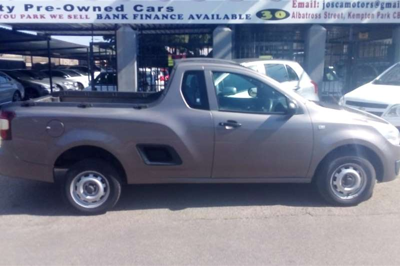 Used 2014 Chevrolet Utility 1.4 (aircon+ABS)