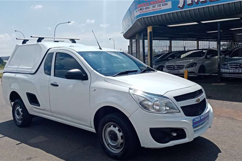 Used 2015 Chevrolet Utility 1.4 (aircon+ABS)