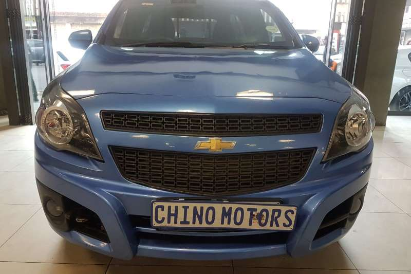 Chevrolet Utility 1.4 (aircon+ABS) 2016