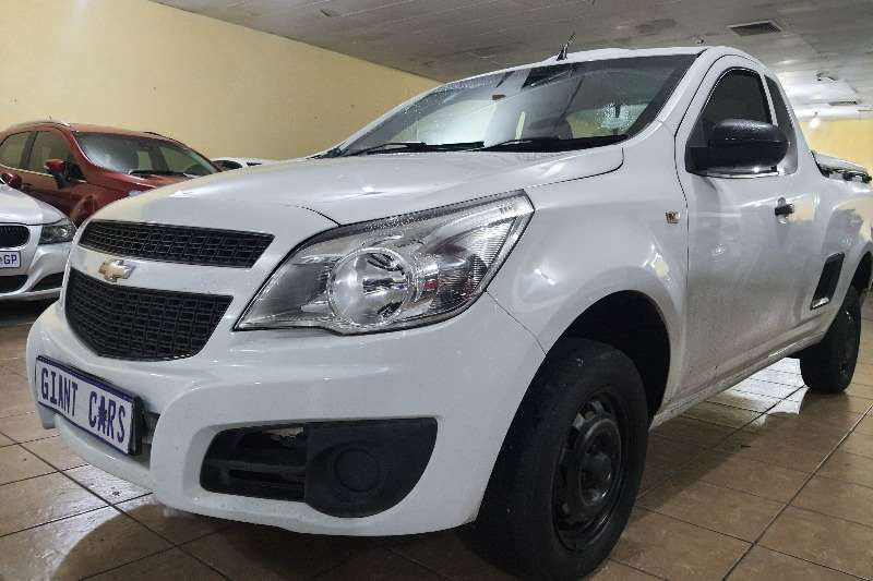 Used 2016 Chevrolet Utility 1.4 (aircon+ABS)