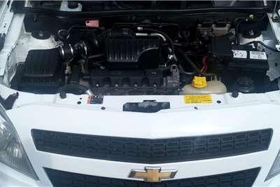 2017 Chevrolet Utility Utility 1.4 (aircon+ABS)