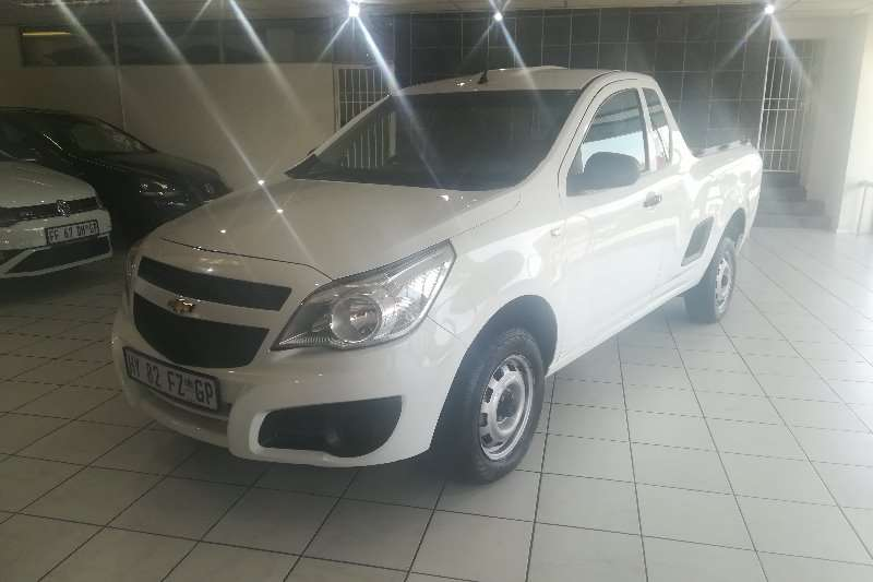 Chevrolet Utility 1.4 Aircon (One owner) 2016