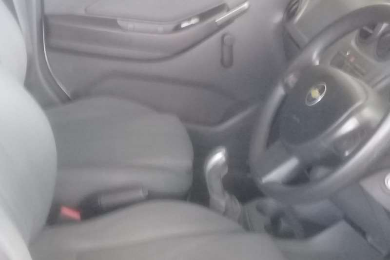Chevrolet Utility 1.4 canopy 2016