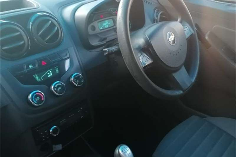 Used 2012 Chevrolet Utility 1.4 Club
