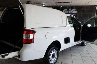 Chevrolet Utility 1.4 P/u S/c (One Owner) 2015