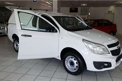 Chevrolet Utility 1.4 P/u S/c  (One Owner) 2016